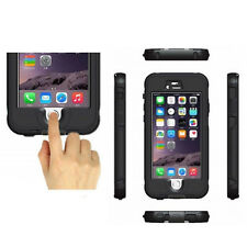 Waterproof Case Cover Fingerprint Recognition Phone Cases for iPhone 6 /Plus US