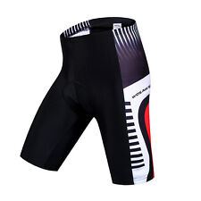 Men Bicycle Bike Cycling Shorts Pants 3D Pad Outdoor Wear Riding Padded M-3XL