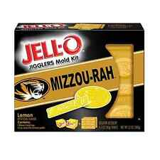 NCAA Missouri Tigers Jello Jigglers Desert Mold Kit Fun Food MU Mizzou