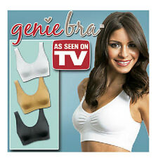 RHONDA SHEAR COMFORT SUPPORT Ahh BRA with REMOVABLE PADS AS SEEN ON TV PRODUCT