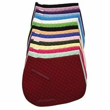 Tuffrider DRESSAGE Quilted Saddle Pad - Lots of Different Colors - GREAT DEAL