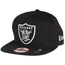 New Era Original-Fit Snapback Cap - Oakland Raiders schwarz