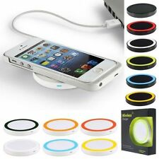 Universal Qi Wireless Power Charging Charger Pad For Mobile Phone Smart Phone EM