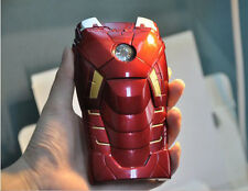 IRON MAN HARD 3D BACK COVER CASE CUSTODIA 3D ARMATURA IPHONE 4 4S 5 5S
