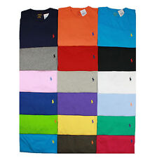 Polo Ralph Lauren Men`s T Shirt Classic Fit Tee Crew Neck NEW Pony S M L XL XXL