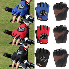 Finger Gloves Media Dedo Guantes De Verano Deportes Bicicleta MTB Mountain