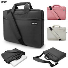 "14"" 14.1"" Notebook Laptop sleeve shoulder bag briefcase for Asus Dell HP Toshiba"