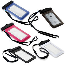 Waterproof Pouch Dry Bag Protector Skin Case Cover For For All Cell Phone iPhone