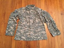 Military ACU ARMY Digital Fire Resistant Shirt Jacket Coat Ripstop