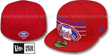 Philadelphia Phillies Star Studded MLB Rd/Whi/Blu New Era 59 Fifty Fitted Hat