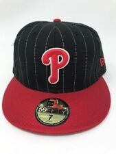 Philadelphia Phillies Pinballa MLB Blk/Rd/Whi New Era 59 Fifty Fitted Hat