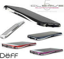 DESIGNER ALUMINIUM METAL BUMPER CASE COVER APPLE iPHONE 5S 5 AND 6 ACCESSORIES