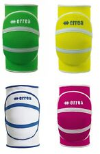Errea Unisex Volleyball Team Sports Kneepads Green/White/Yellow/Pink T1393