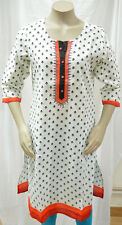 Dw Of Indian Bollywood Designer Ethnic  Kurti Ladie Women Traditional Top Casual