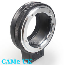 Commlite Nikon F mount AF-S G Lens adapter for Sony E NEX A7 A7R NEX-5T 7 A6000