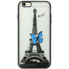 NEW Miss You Eiffel Tower Back Cover for Apple iPhone 5S 5 6 6 Plus 5C Hard Case