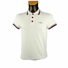 CHERVO Golf Herren Polo-Shirt  Hemd +-MATIC Archery weiß 100 2.Wahl