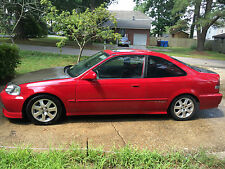 Honda : Civic Si Coupe 2-Door