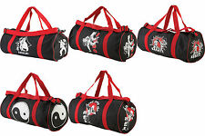 NEW BLITZ MARTIAL ARTS DRUM BAG GYM SPORTS PRO COACH BAG 5 STYLES TO CHOOSE FROM