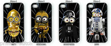 Star Wars Minions Phone Case iPhone / iPod Touch / 4 / 4S / 5 / 5C / 5S / 6 / 6+