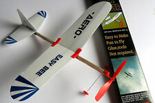 Rubber Band  Powered Glider Plane (Aircraft) Kit