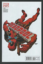 DEADPOOL #63 last issue! 2012 Marvel Comics (New Mutants 98) Merc with a mouth!!