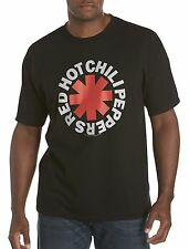 True Nation Red Hot Chili Peppers Screen Tee Casual Male XL Big & Tall