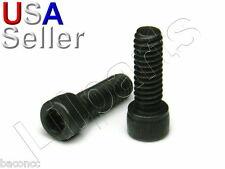 Metric M8 x1.25 M10 x1.5 Black Oxide Allen Hex Head Socket Cap Screw Bolt DIN912