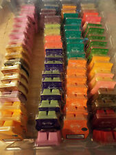 new Scentsy 3.2oz Bars rare Retired & Discontinued choose 22 wax scents