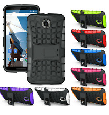 Heavy Duty Dual Layer Tradesman Strong Protection Case Cover for LG Nexus 6 5 4
