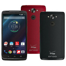 Motorola Droid Turbo XT1254 Verizon + Unlocked Android Phone