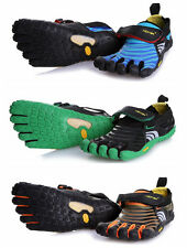 Mens Sports 5 Five Fingers Light weight Shoes Toes Socks Barefoot trainers FS08