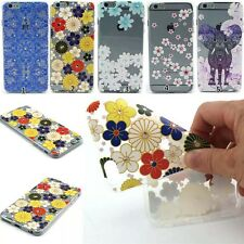 New Ultra Slim Clear Transparent TPU Silicone Soft Gel Case Cover For Cell Phone