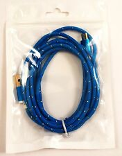 6' Foot Micro USB Cable Samsung Galaxy Charging Sync Charger Cord HIGH QUALITY
