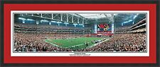 NFL Football Stadium Framed Photo Panorama Collage Rob Arra Assorted Teams