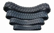 Pair of Rubber Tracks Suitable for a Cat 301.8C Digger Excavator 230x96x35
