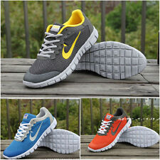 NEW RUNNING TRAINERS MENS WALKING SHOCK ABSORBING SPORTS FASHION SHOES SIZE