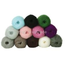 One Skein Angola Mohair Cashmere Wool Knitting Yarn Craft