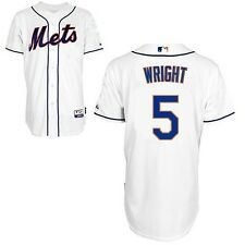 New York Mets David Wright #5 MLB Mens Replica Cool Base Jersey Big & Tall Sizes