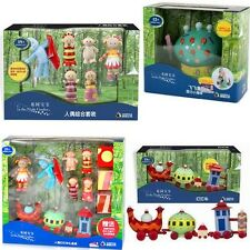 Plastic toy In the night garden Pinky Ponk Ninky Nonk fly fish dingding car gift