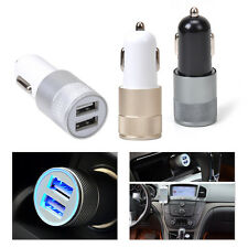 New 2-port USB Universal Car Charger for iphone6/6s/5 iPod/Ipad Samsung