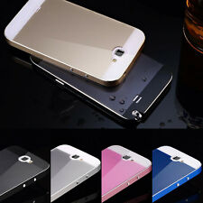 I3C Aluminum Ultra-thin Metal Case Back Cover For Samsung Galaxy Note 2 II N7100