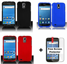 Samsung Galaxy S2 T989 (T-Mobile) Hard Case Phone Cover + Free Screen Protector