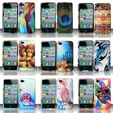 Cartoon Cute Hard Case Protective Snap-On Cover Skin For Apple iPhone 4/4s