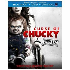 Curse of Chucky   *New*  (Blu-ray/DVD, 2013, 2-Disc Set, Unrated; Inc Dig Copy)