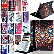 "FOLIO FOLDING LEATHER STAND CASE COVER For Various Samsung Galaxy Tab 8"" Tablets"