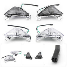 2 Colors Front Turn Signals lens for Kawasaki ZX636/ZX6R 2005-2010 2008 2009