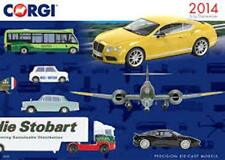 SCALEXTRIC 2014 & CORGI JULY - DECEMBER 2014 COLOUR CATALOGUES