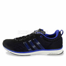 Adidas Adizero Feather [B40775] Running Black/Blue