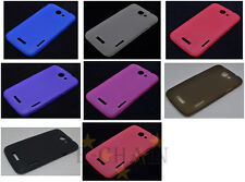 Multi Color Matting TPU Gel CASE Cover For HTC One X S720e G23